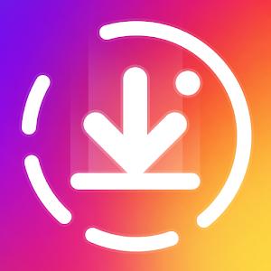 Story Saver Downloader Repost Video Post 1.2.5 by Magic Mobile Studio logo