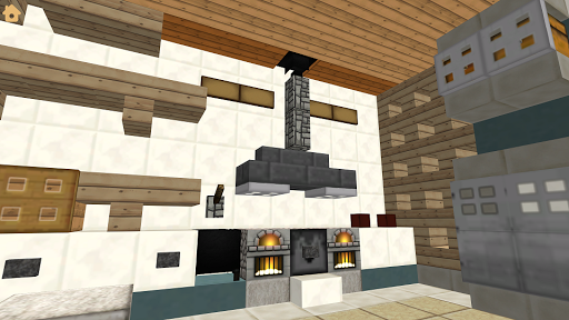 Furniture build ideas for Minecraft apktreat screenshots 2