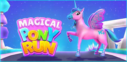 Magical Pony Run - Unicorn Runner Versi 1.21