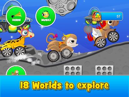 Animal Cars Kids Racing Game 1.6.5 Screenshots 8
