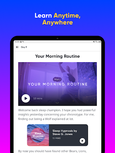 Mindvalley: Learn, Evolve and Transform Your Life 5.12.3 Screenshots 11