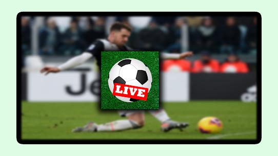 Football Live Score Tv MOD APK (Ad Free/Extra) Download 1