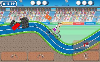 Ragdoll Sport Simulator