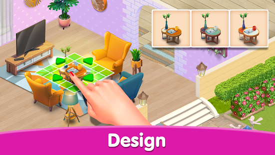 Happy Home - Design & Decor 56.0.130 screenshots 1