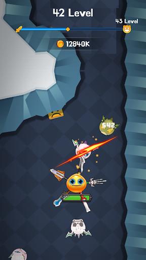 Merge Blade Master : offline idle game screenshots 14