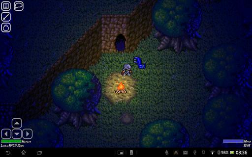 WinterSun MMORPG (Retro 2D) apkpoly screenshots 9