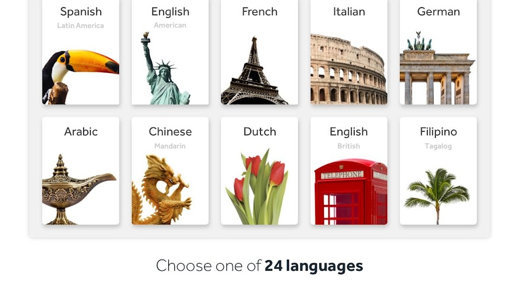 Rosetta Stone: Learn Languages Effectively  poster 0