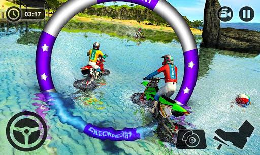 Beach Water Surfer Bike Racing 1.1 screenshots 3