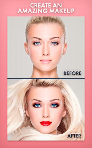 Makeup Photo Editor  screenshots 1