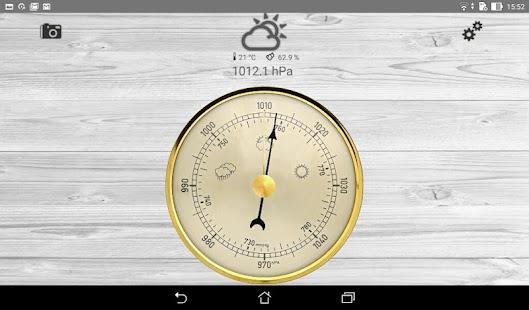 Barometer pro - free 3.8 Screenshots 10