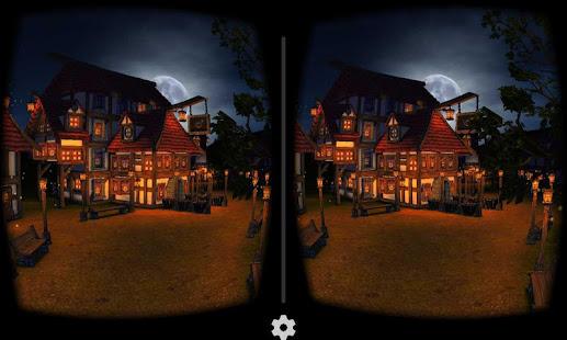 Cartoon Village for Google Cardboard 2.0 Screenshots 2
