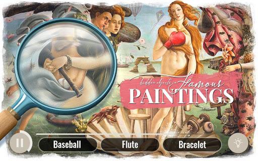 Mysteries Hidden In Famous Paintings  screenshots 1