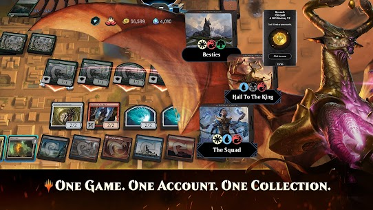 Magic: The Gathering Arena Apk Lastest Version 2021** 24