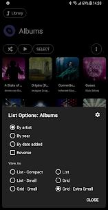 مشغل الموسيقى Poweramp Music Player مهكر النسخة الكاملة 2021 7