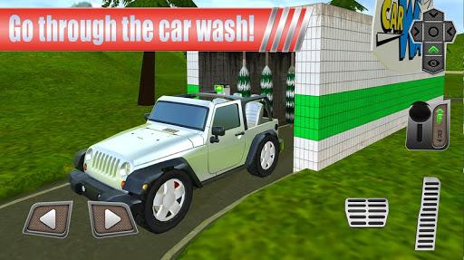 Gas Station: Car Parking Sim 2.5 Screenshots 13