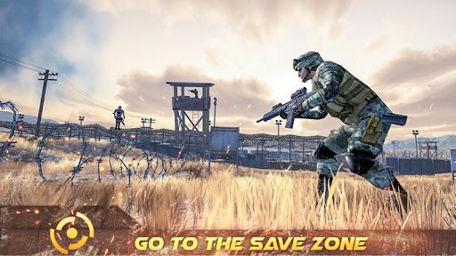 modern action commando operation: new fps games screenshot 3