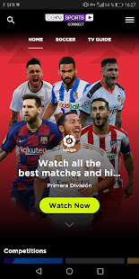 beIN SPORTS CONNECT 0.47.1-rc.1 Screenshots 3