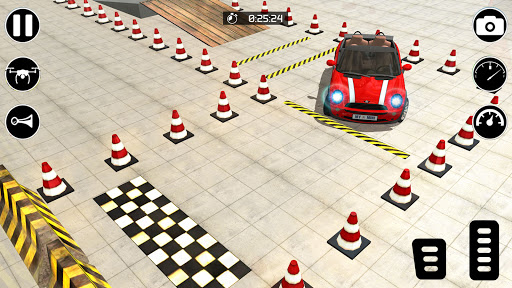 Car Parking eLegend: Parking Car Driving Games 3D android2mod screenshots 1