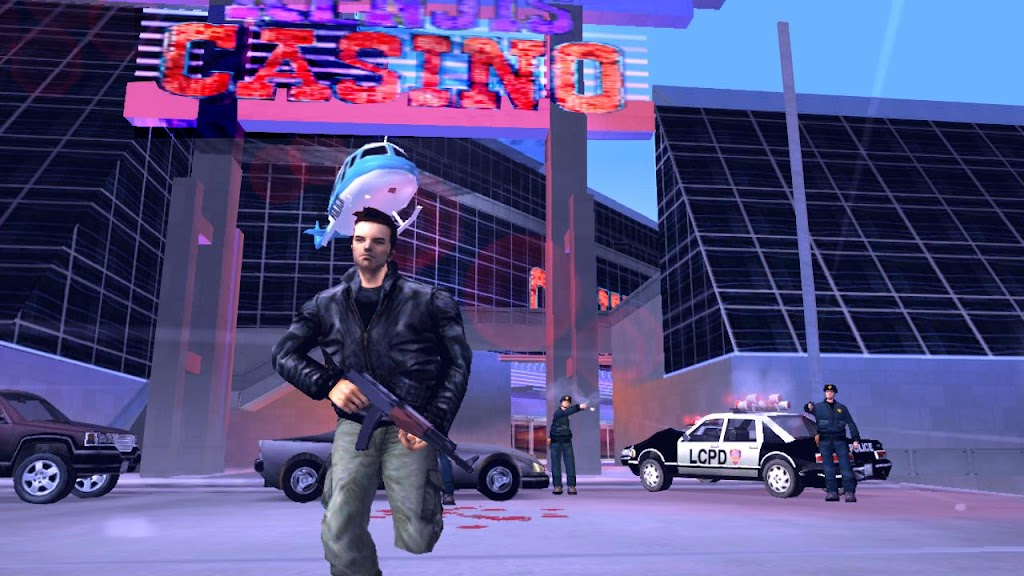 Grand Theft Auto III poster 0