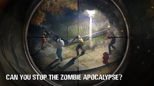 Zombie Hunter Sniper: Last Apocalypse Shooter  screenshots 2