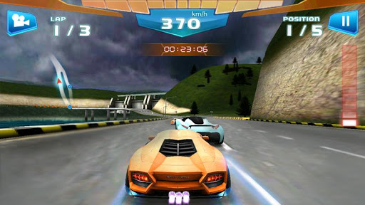 Foto do Fast Racing 3D