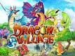 screenshot of DRAGON VILLAGE -city sim mania