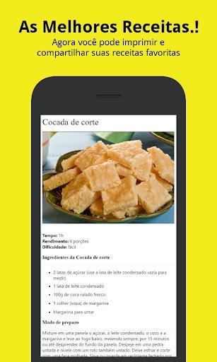 receita de cocada cremosa 1.0.5 screenshots 11