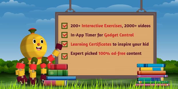 ABCD English Childrens App