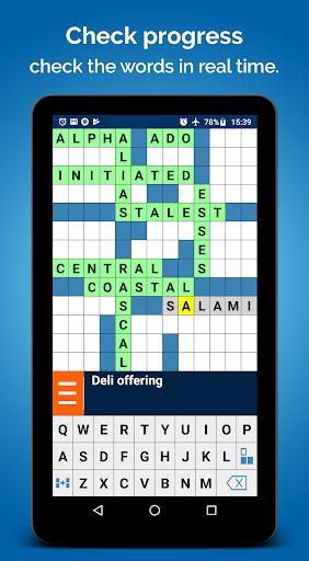 Crossword Puzzle Free 2.7.126-gp Screenshots 8