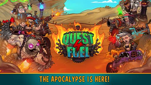 ud83dudd25 Quest 4 Fuel: Arena Idle RPG game auto battles 1.0.0 screenshots 7