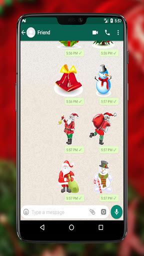Christmas Stickers 2020 for Whatsapp 2.0 Screenshots 4