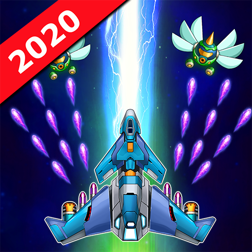 Galaxy Invader: Infinity Shooting 2020