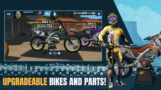 Mad Skills Motocross 3 MOD APK (Unlimited Money) 5