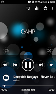 Pro Mp3 player – Qamp 1.1.127 Apk 3