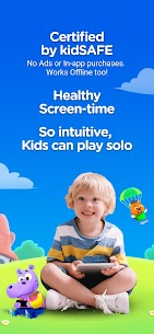 Kiddopia: Preschool Education & ABC Games for Kids 7