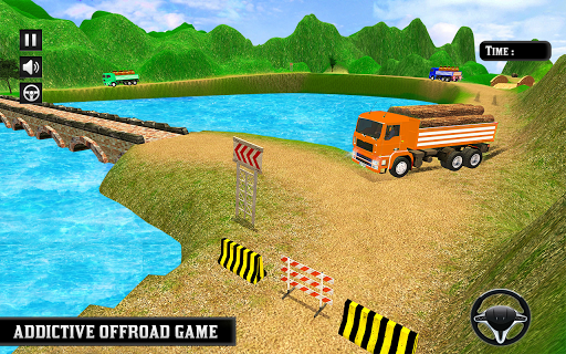 Indian Truck Mountain Drive 3D screenshots 5