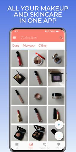 Beautistics: makeup bag, beauty organizer, budget  Screenshots 4