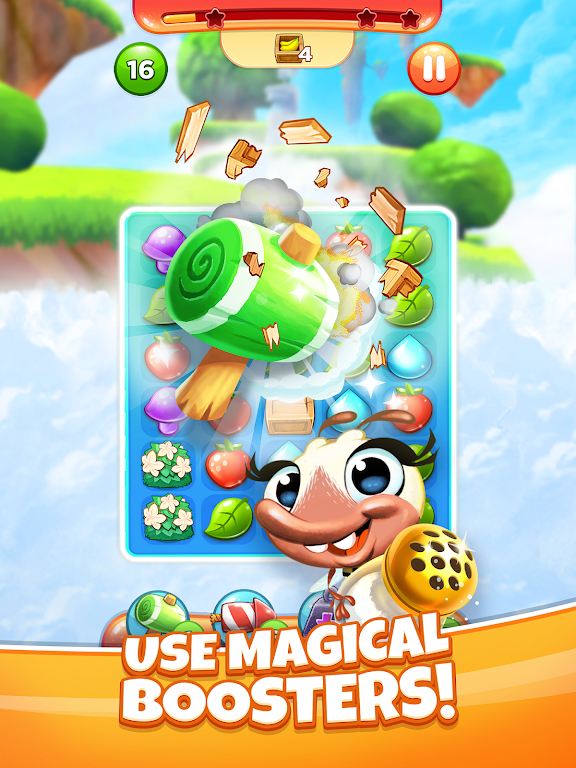 Best Fiends Stars - Free Puzzle Game poster 9