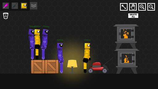 Alien Stick Playground: Human Ragdoll  screenshots 2