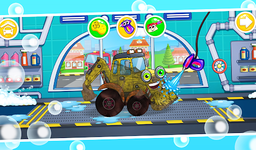 Car Wash : Truck. androidhappy screenshots 2