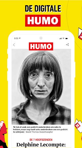 Humo screenshots 1