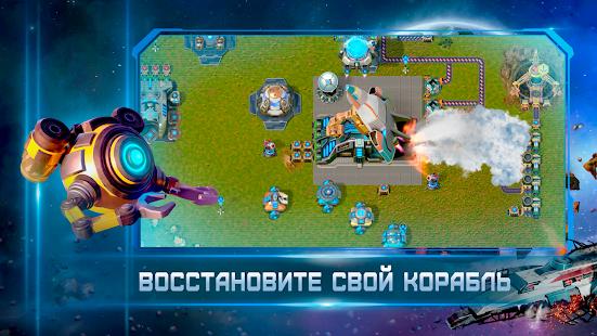 Скриншот №2 к ReFactory. Постройте автоматизированную фабрику!