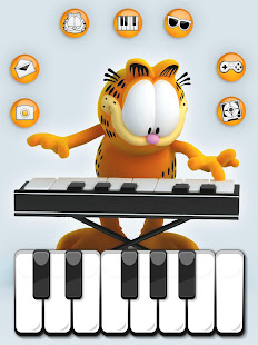 Talking Garfield
