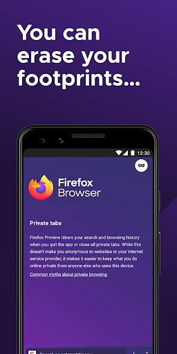 Firefox for Android Beta 88.0.0-beta.6 Screenshots 3