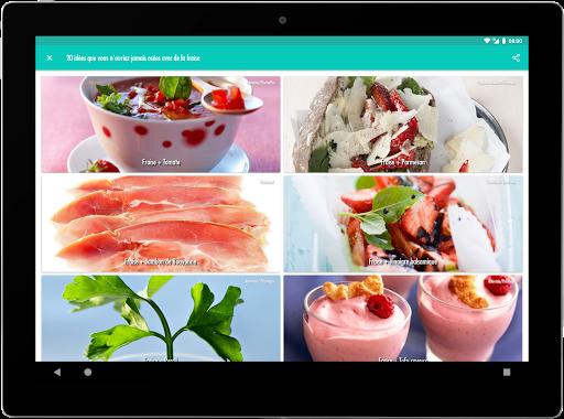Cuisine Actuelle - idu00e9es recettes 2.6.4 Screenshots 11