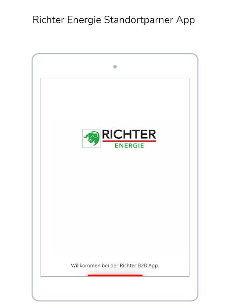 Richter B2B App screenshot 10