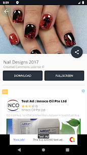 Nail Designs 2017 2.5.0 Latest MOD APK 3
