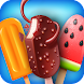 Ice Cream Popsicle Factory Snow Icy Cone Maker - Androidアプリ