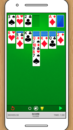 SOLITAIRE CLASSIC CARD GAME 1.5.15 screenshots 4