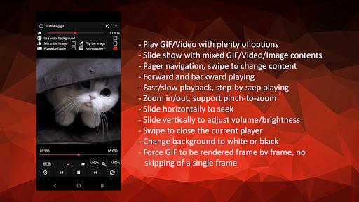 GIF Player - OmniGIF apktram screenshots 4